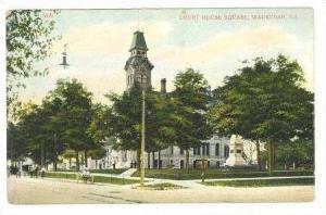 Court House Square, Waukegan, Illinois, 00-10s