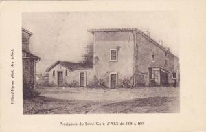 Presbytere Du Saint Cure d'ARS De 1818 A 1859, Ars (Ain), France, 1900-1910s
