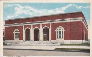 New York Batavia Post Office