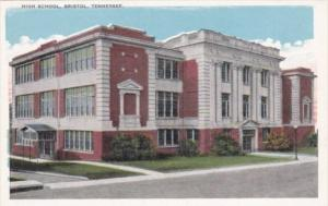 High School Bristol Tennessee