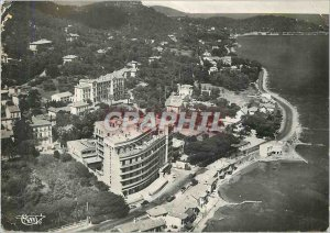 Postcard Modern Ste Maxime (Var) Aerienne view on the Riviera Villas Arbois H...