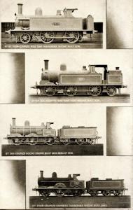 UK - England. London & North Western Railway Trains