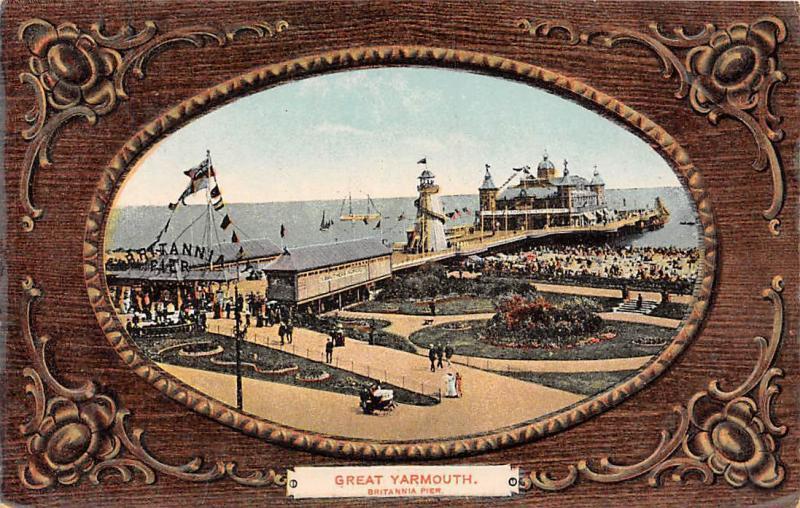 England Great Yarmouth, Britannia Pier
