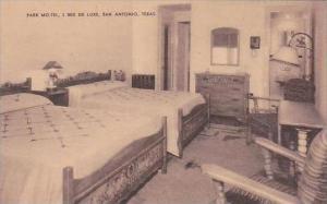 Texas San Antonio Park Motel 2 Bed Deluxe Artvue