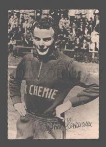 084204 Siegfried Herrmann (SC Chemie Halle) Olympiad 1960 Old