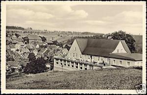 germany, St. ANDREASBERG, Berghotel Glockenberg-Baude