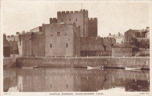 TUCK: CASTLETOWN, Isle of Man, United Kingdom; Castle Rushen, 00-10s