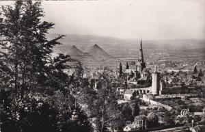 RP: AUTUN, Saone Et Loire, France, 1930-40s ; Vue Generale
