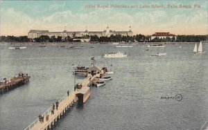 Florida Palm Beach Hotel Royal Poinciana &  Lake Worth