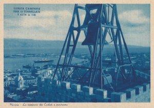 MESSINA, Sicilia, Italy, 1920-30s ; La Campana dei Caduti e panorama