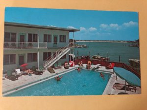 Vintage Surf 'N Sun Motel on Clearwater Beach, Florida