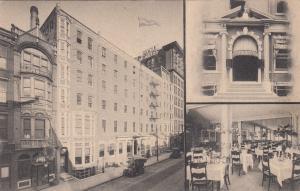 PHILADELPHIA , Pennsylvania , 1911 ; WINDSOR Hotel