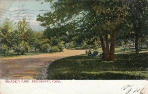 BRIDGEPORT , Connecticut, 1906 ; Beardsly Park