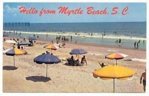 Hello from Myrtle Beach, South Carolina, 40-60s
