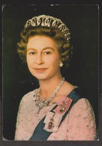 Queen Elizabeth II Photo by Peter Grugeon