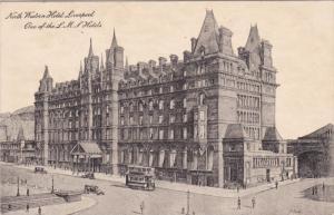 LIVERPOOL, Lancashire, England, PU-1927; North Western Hotel Liverpool, One O...