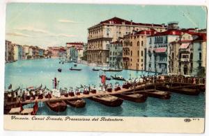 Venezia, Canal Grande, Proessione del Redentore