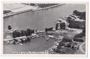 1934 Dock & Harbor, Rochester NY