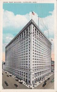 Ohio Cleveland Union Trust Building 1929