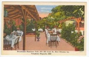 Broussard's Napoleon Patio,New Orleans,La.,30-40s