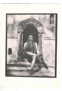 Shiva Ascetics, Pashupati , NEPAL , 70-80s
