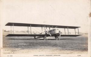 Aviation Airplane Farman Goliath Passenger Aeroplane aircraft