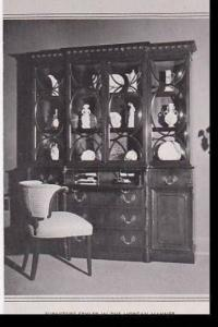 New York Brooklyn Morgan Furniture Co. Dexter Press Archives