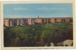 Dormitories University of Alberta Edmonton Alberta AB , White Border