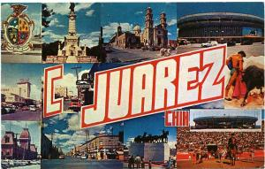 Multiview - Ciudad Juarez, Chilhuahua, Mexico - pm 1977