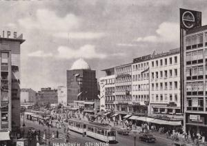 RP, Street View, Steintor, Hannover (Lower Saxony), Germany, 1920-1940s