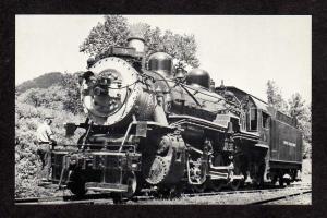 WV WINIFREDE Junction TRAIN RAILROAD WEST VIRGINIA RR