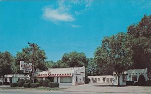 Westward-Ho Motel, SCOTTSBLUFF, Nebraska, 40-60's