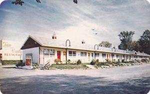 Dayton's Motel Villas, Town 'N' Country Restaurant, Hwy 15 and 17, Britannia ...