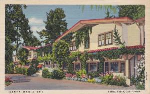 Santa Maria Inn, Mission Trail, Santa Maria, California, 1930-40s