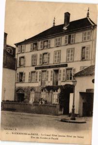 CPA Bourbonne les Bains - Le Grand Hotel (270193)