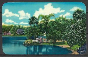 Florida, Orlando - Beautiful Lake Lucerne - [FL-011]