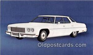 Postcard Post Card 1975 Chevrolet Caprice Classic