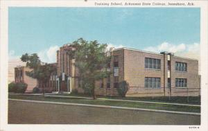 Training School, Arkansas State College, JONESBORO, Arkansas, PU-1954