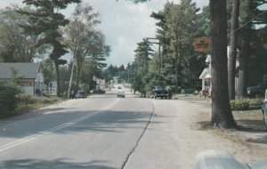 LAC EDOUARD , Quebec , 1950-60s ; Street