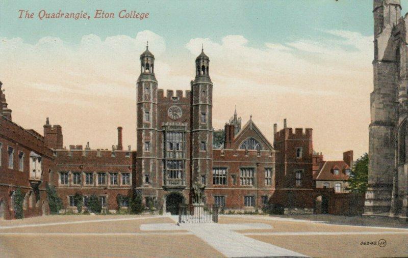 ETON, Berkshire, England, UK , 00-10s; The Quadrangle, Eton College