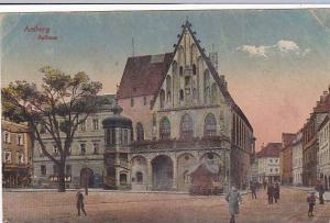 Amberg , Germany , 00-10s Rathaus