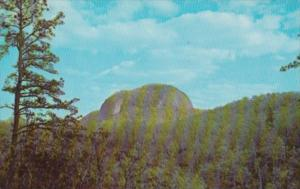 North Carolina Looking Glass Rock Pisgah National Forest 1965