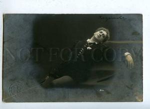 203437 HODOTOV Russian DRAMA Theatre Actor HAMLET old PHOTO