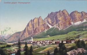 CORTINA Gegen Pomagagnon, Veneto, Italy, 1900-1910s
