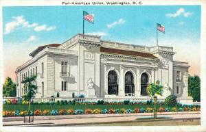 USA Pan American Union Washington DC 01.84