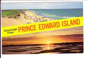 Greetings from Prince Edward Island,
