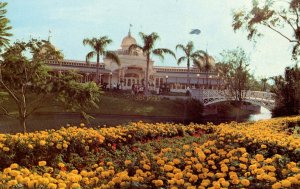 FL - Orlando. Walt Disney World. The Crystal Palace Restaurant