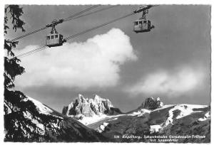 Engelburg - Titlis Cablecar RP PPC, Unposted no 538, by Walter Kuster