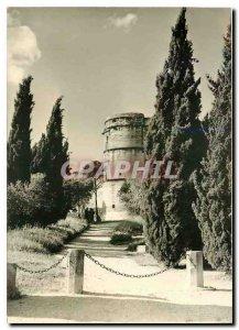 Postcard Modern Lourmarin (Vaucluse) Entree du Chateau