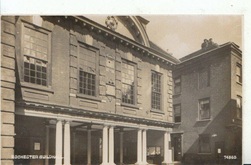 Kent Postcard - Rochester Guildhall - Ref 15992A